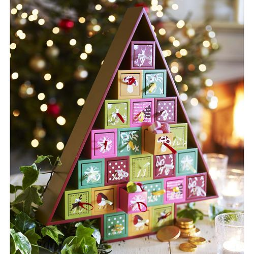 500 x 500 jpeg 51kB, Woiden Advent Calendars | Calendar Template 2016